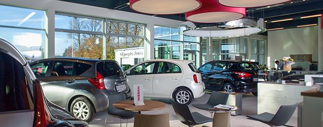 Neuer Nissan Standort in Flensburg