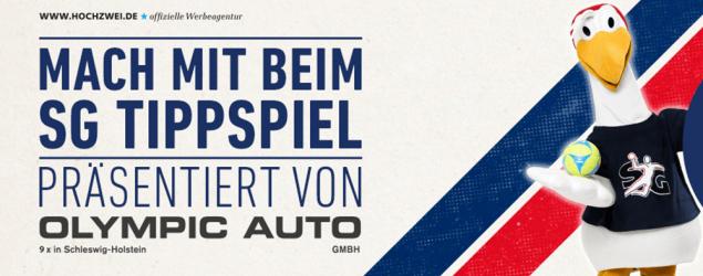 Das SG Tippspiel – präsentiert von Olympic Auto