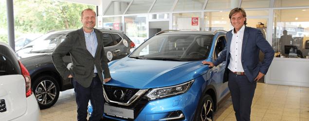 Neuer Nissan Verkaufsleiter in Lübeck