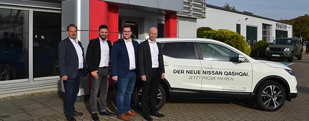 Tim von Rönne übernimmt Verkaufsleitung in Schwentinental