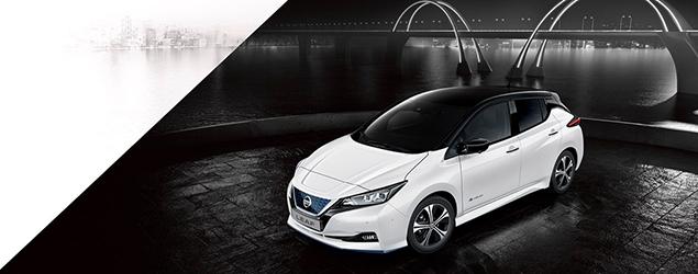 Der Nissan Leaf 2019