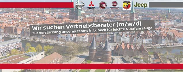 Stellenangebot Lübeck