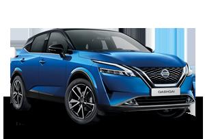 Nissan Qashqai Mild-Hybrid